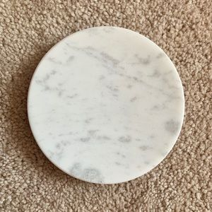 Other - Marble soap dish / jewelry dish - NWT